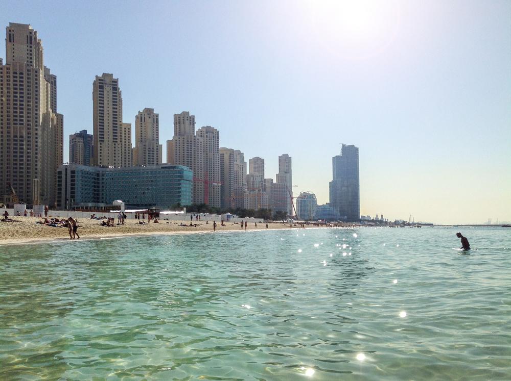The Beach at JBR in dubai