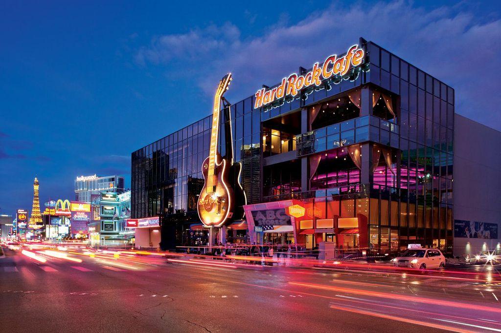 hard rock hotel and casino y las vegas