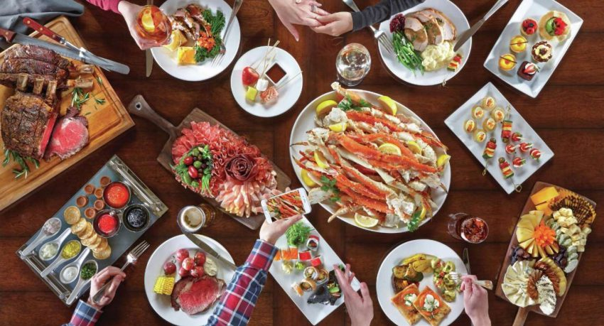 Excellent Buffet Restaurants In Las Vegas What To Expect And Where To Go Home Interior And Landscaping Oversignezvosmurscom