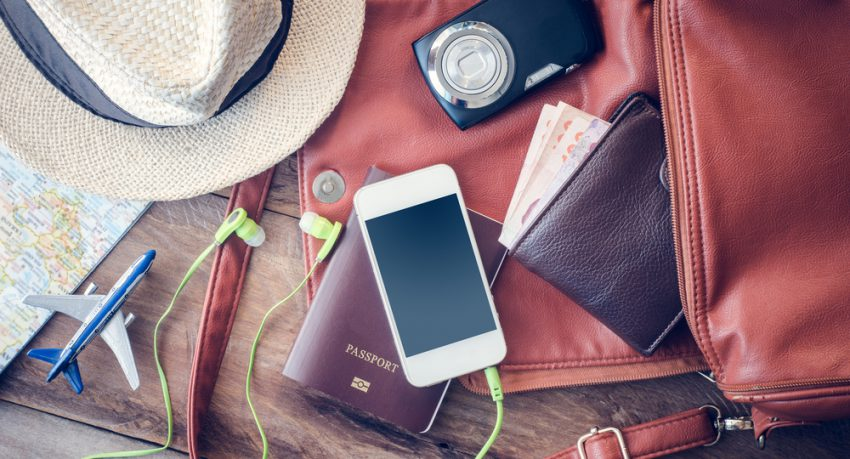 essentials to pack in hand luggage