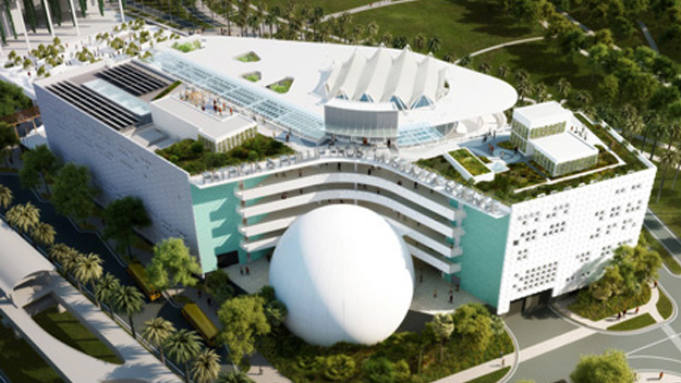 The New Frost Science Museum in Miami