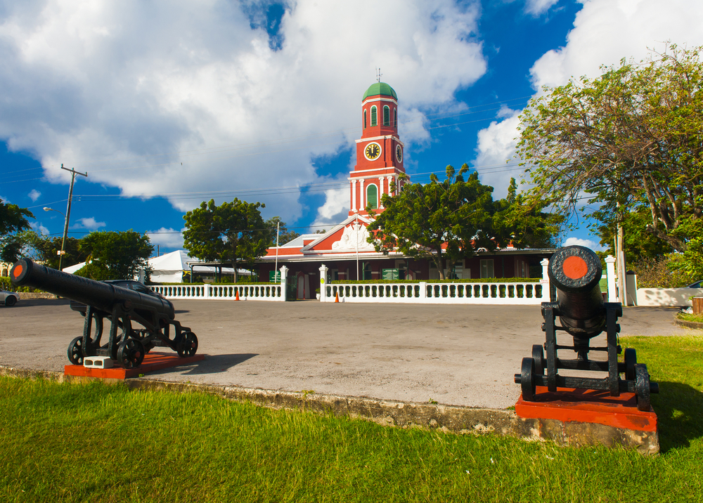bridgetown in barbados