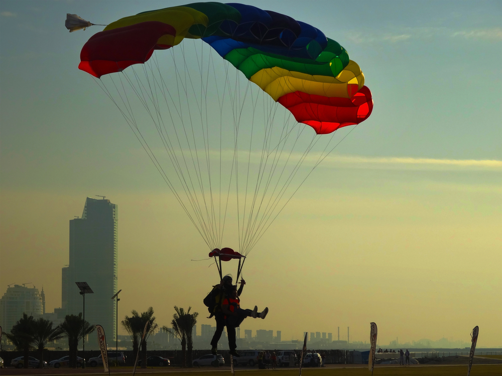 Adrenaline Rush Activities In Dubai By Holiday Genie