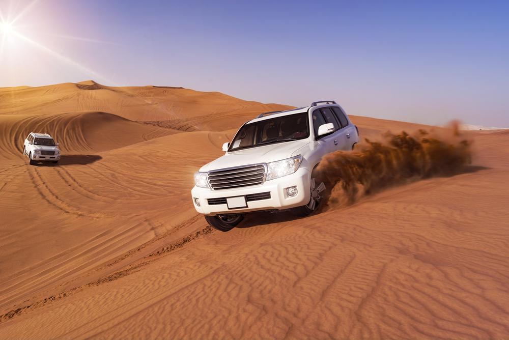 desert adventure in dubai