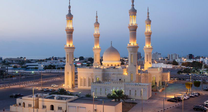 ras al khaimah mosque