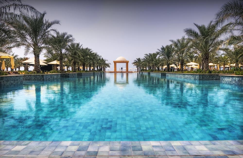 pool ras al khaimah hotel
