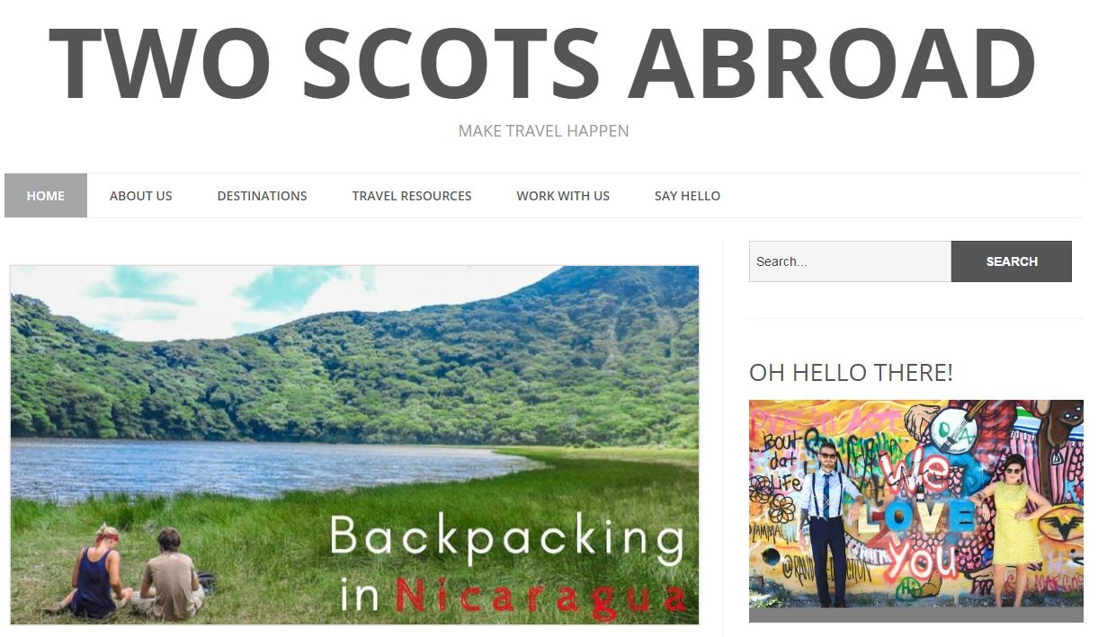 two scots abroad blog