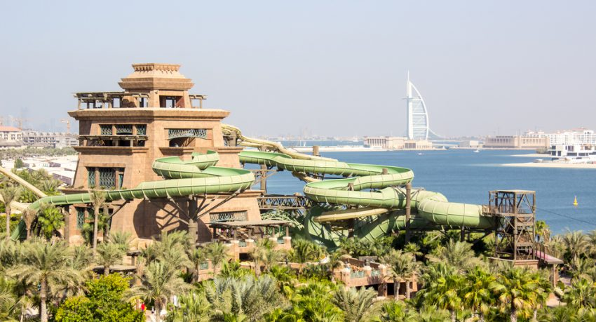 waterpark in dubai