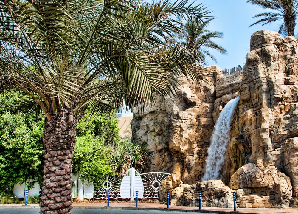 wild wadi dubai