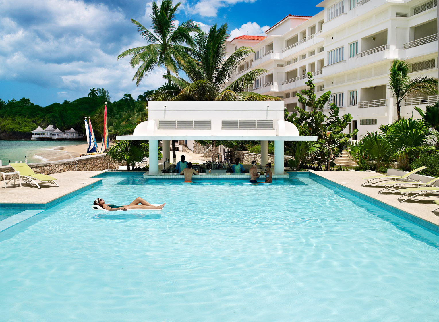 Couples Tower Isle resort in jamaica