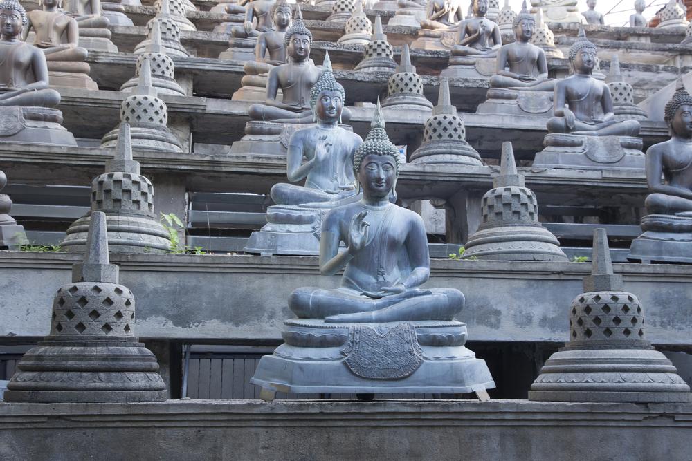 Gangaramaya Temple sri lanka