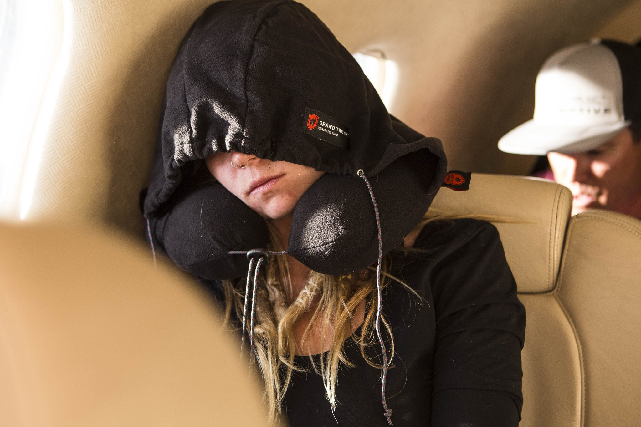 Hooded Travel Pillow by Grand Trunk