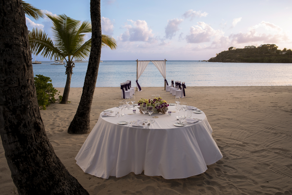 getting married in antigua