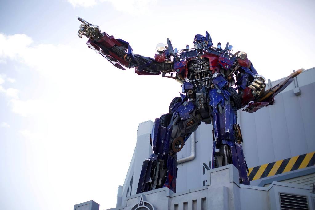 transformers ride at universal orlando