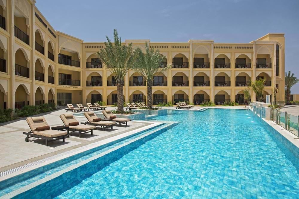 5 DoubleTree by Hilton Resort & Spa Marjan Island