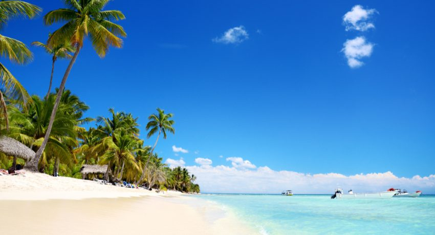 beach break in february