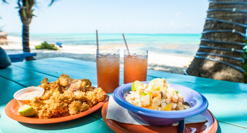 dining in tobago
