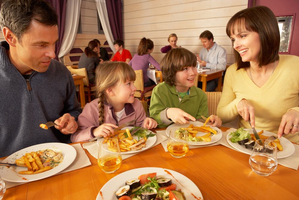eating with kids in orlando