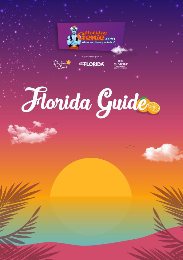Holiday Genie's Florida Guide, USA